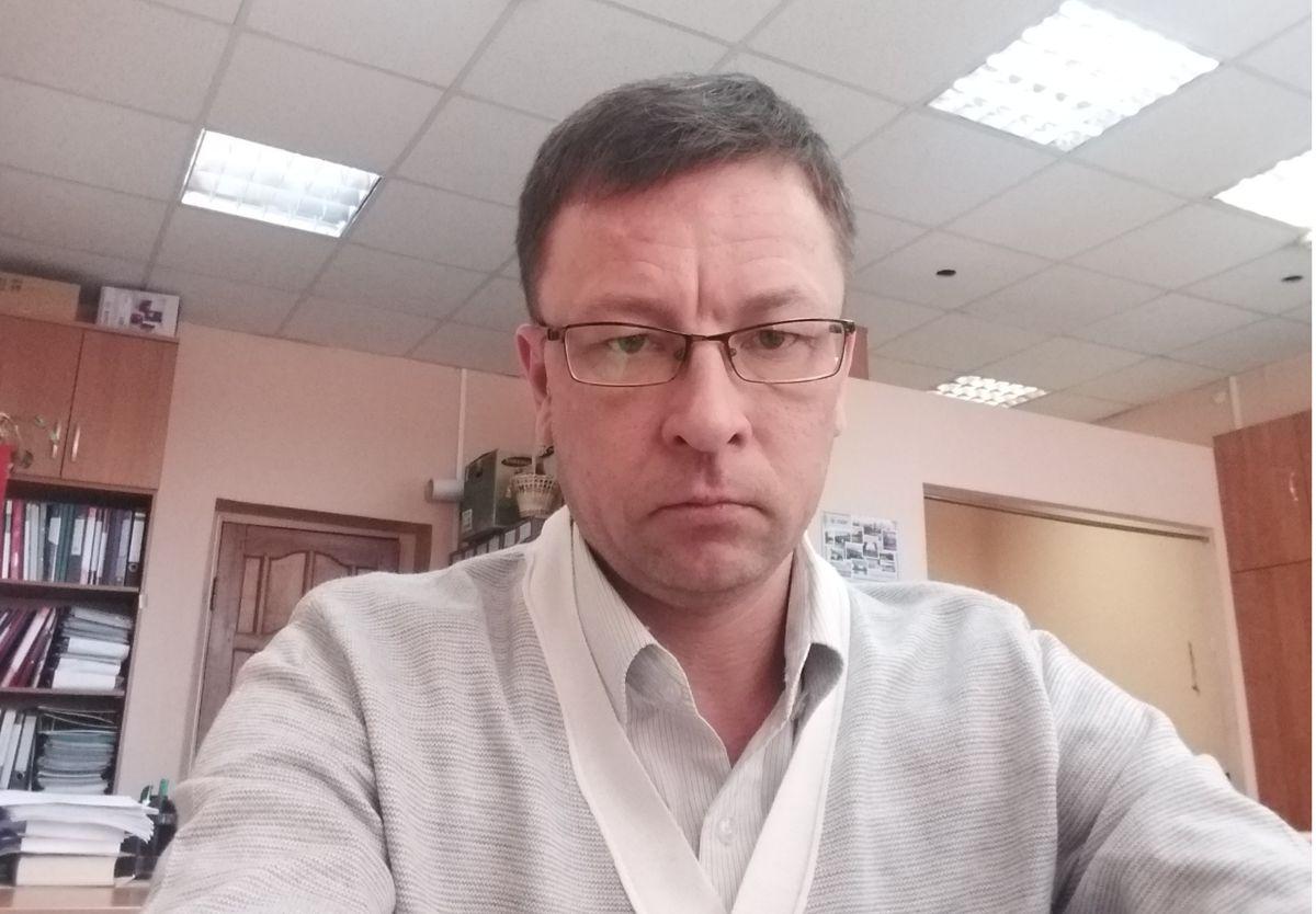 Пропавшего ярославского журналиста нашли живым
