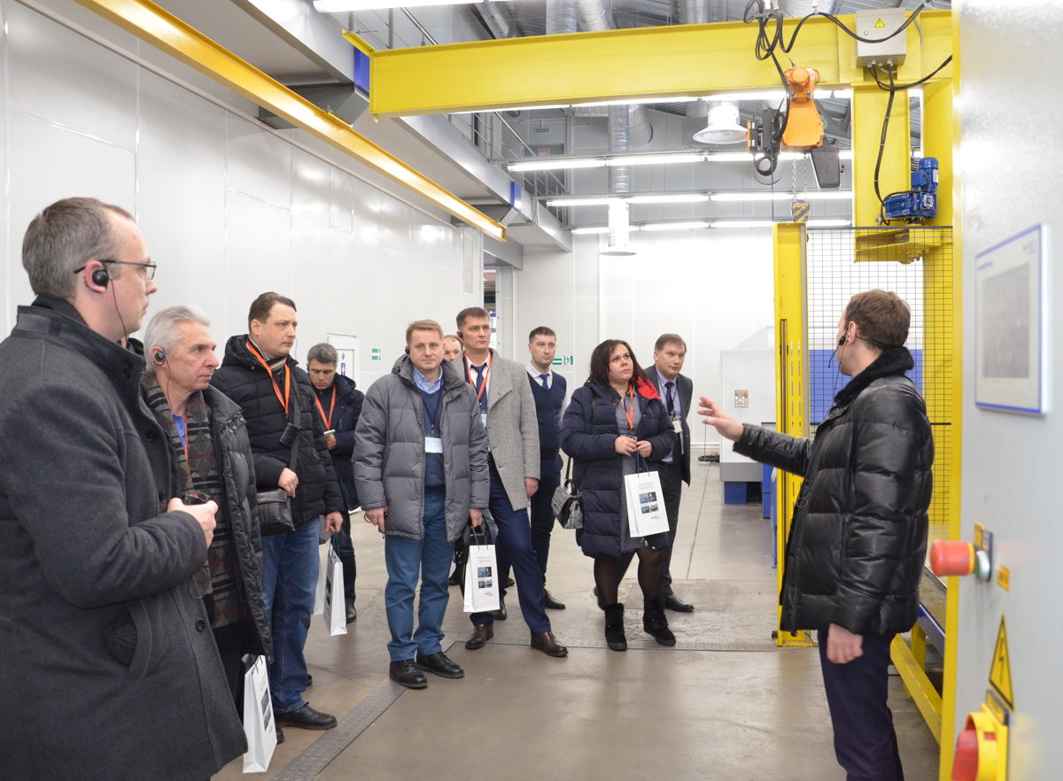 Представители 30 российских компаний прошли стажировку на ведущих предприятиях Ярославской области