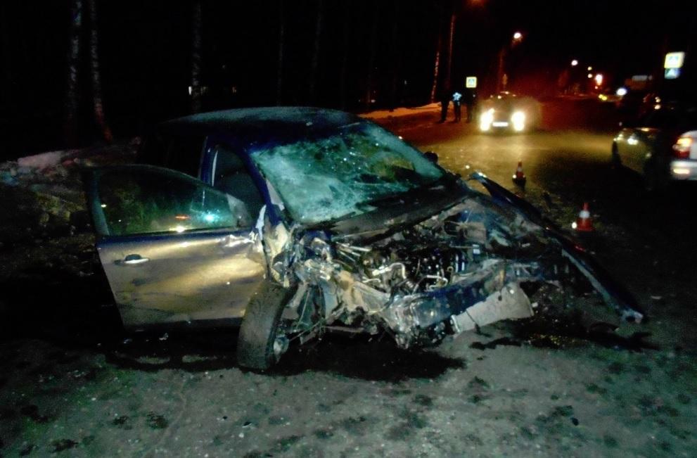 В Ярославской области водитель иномарки спровоцировал ДТП и сбежал