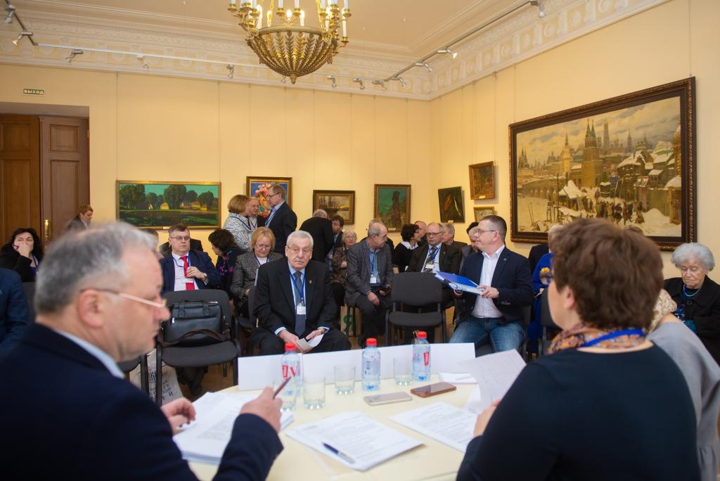 В Ярославле обсудили вопросы безопасности коллекций музеев страны