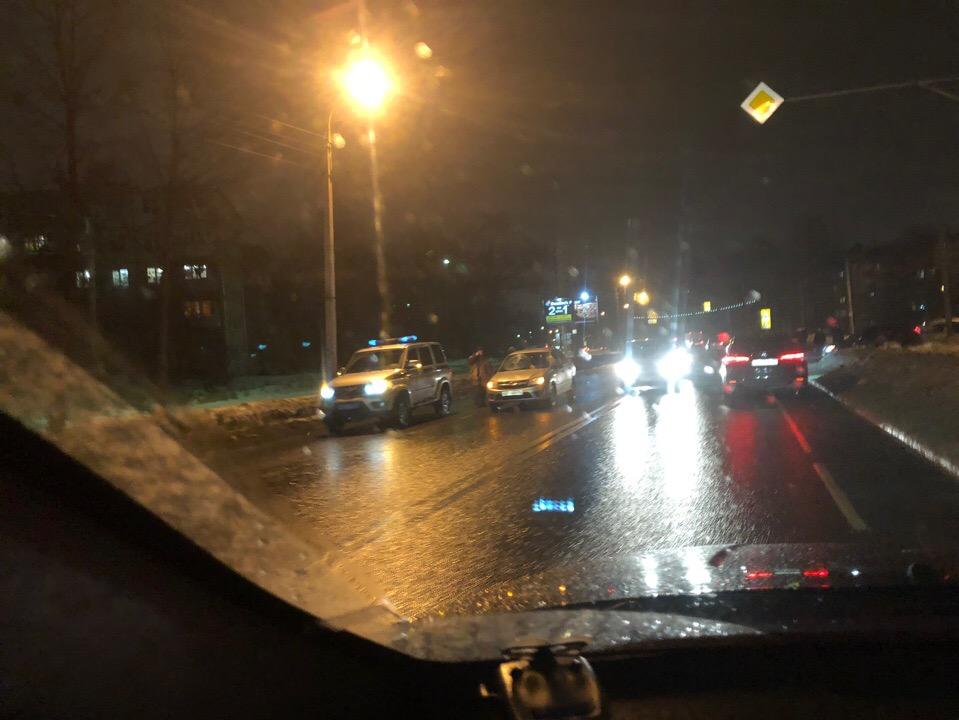 В Ярославле пешеход попал под колеса «Лады»