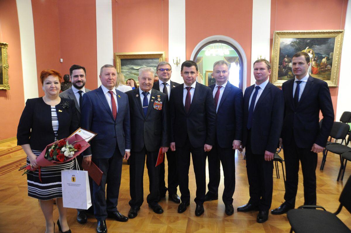Общественная палата Ярославской области отмечает 10-летний юбилей