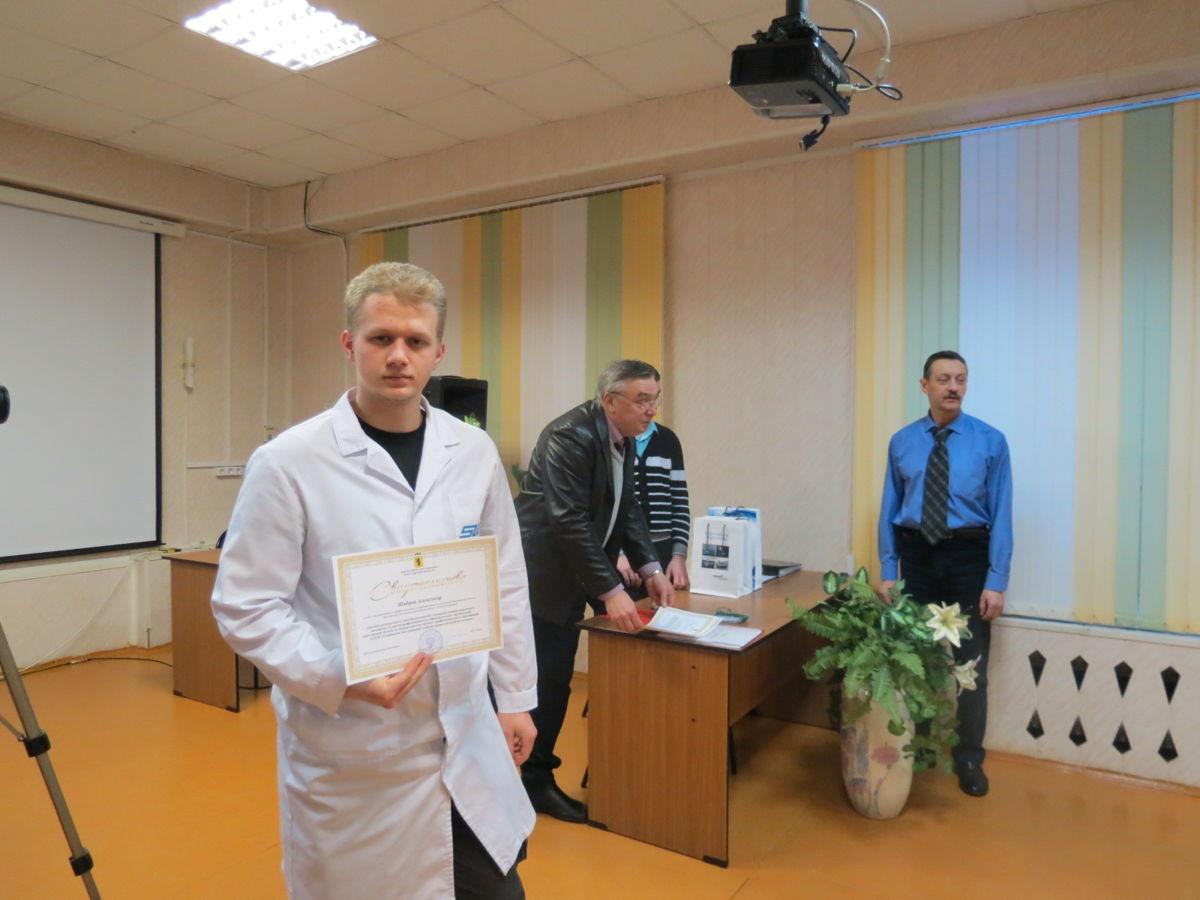 В Ярославле прошла олимпиада по радиотехнологиям