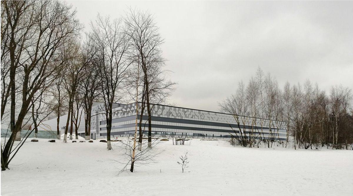 Бывший торговый центр у Толбухинского моста в Ярославле ждет реконструкция