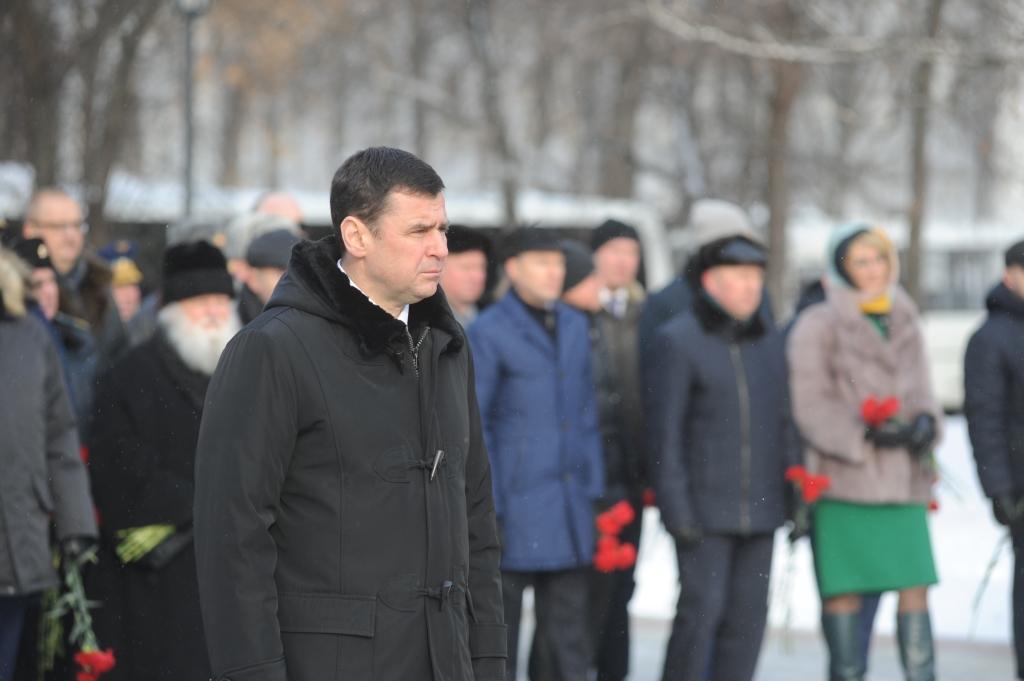 В Ярославле состоялись торжественные мероприятия в честь Дня защитника Отечества