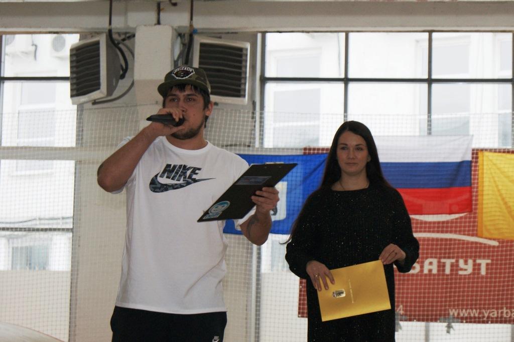 В ярославской спортшколе открыто первое в России отделение скейтбординга