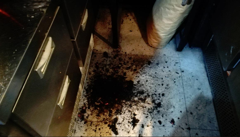В кафе в центре Ярославля произошел пожар