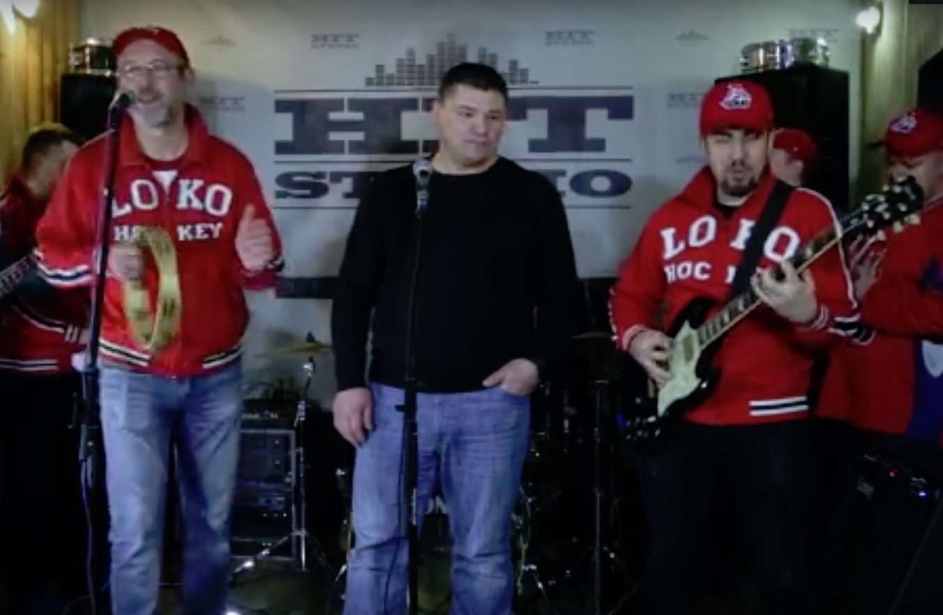 Андрей Коваленко выступил с «Мамульками Бенд»: видео