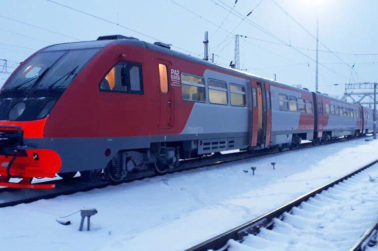Движение пригородных электричек в Ярославской области будет скорректировано