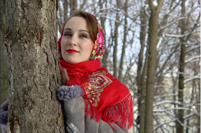 В Ярославле выбрали Сударыню Масленицу