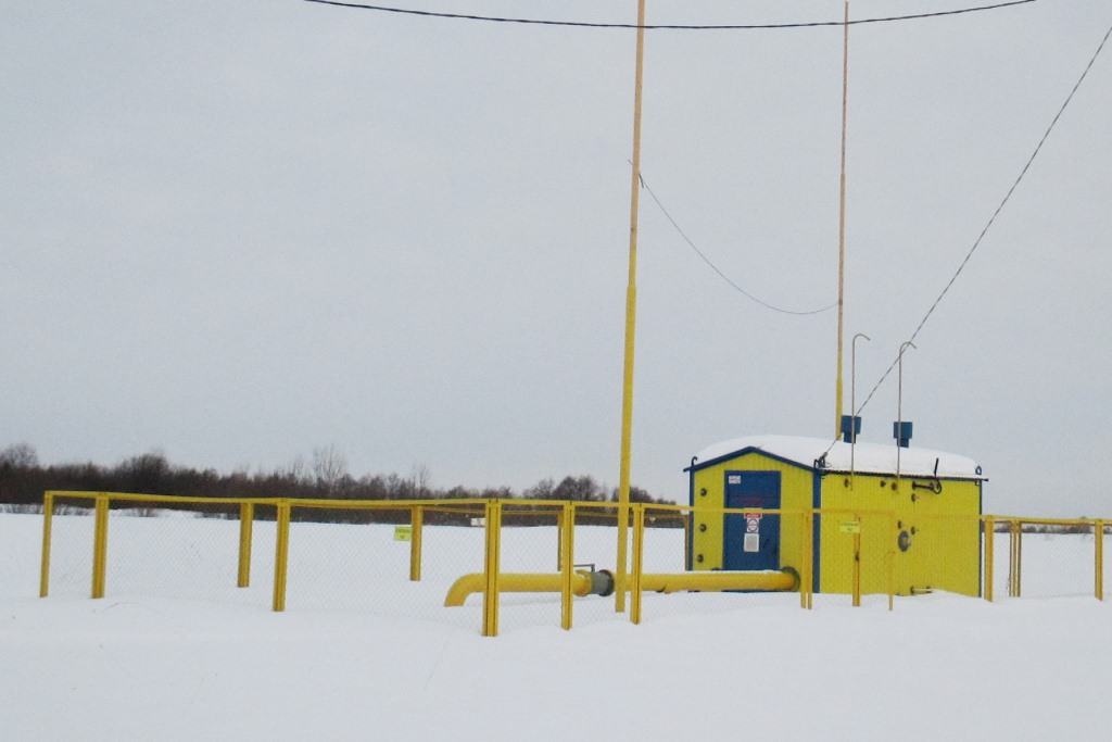 В Ярославской области строятся и реконструируются десятки газопроводов