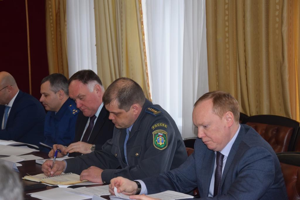 Начала работу комиссия по предупреждению нарушений в сфере недропользования