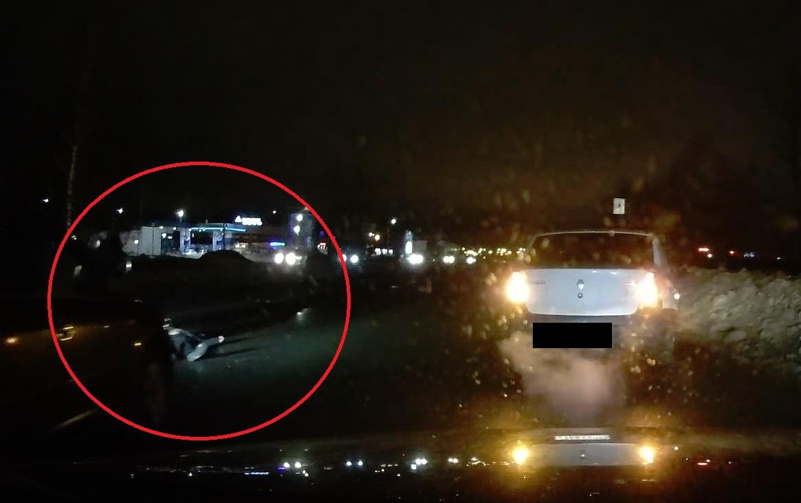 В Ярославле пешеход попал под колеса автомобиля
