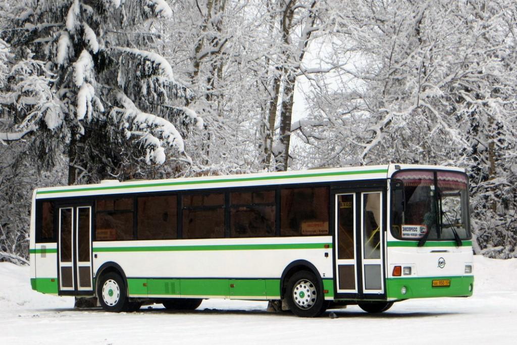 В дни Деминского марафона из Ярославля на соревнования можно будет добраться на рейсовом автобусе
