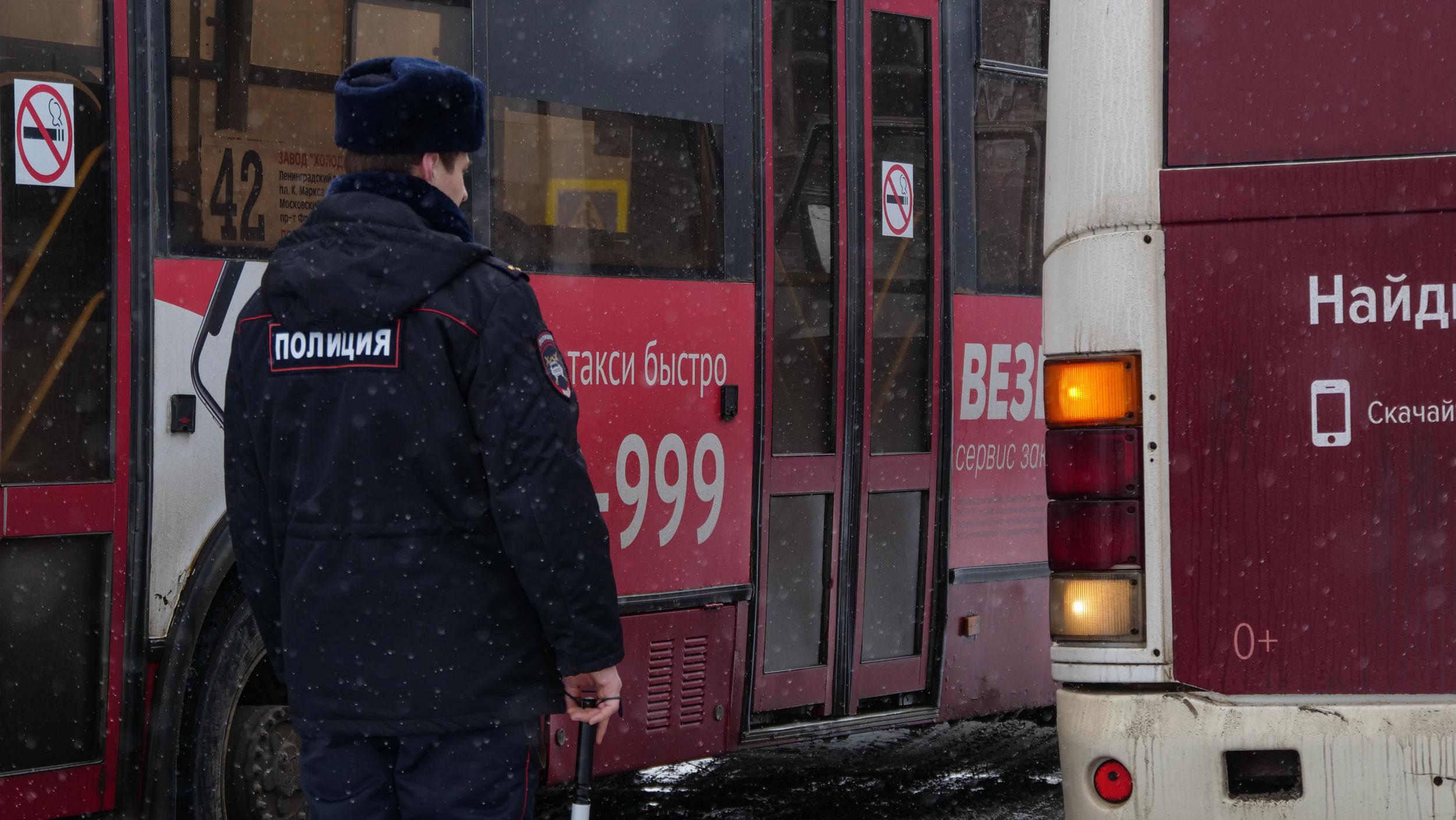 Во время рейда в Ярославле выявили три неисправных автобуса