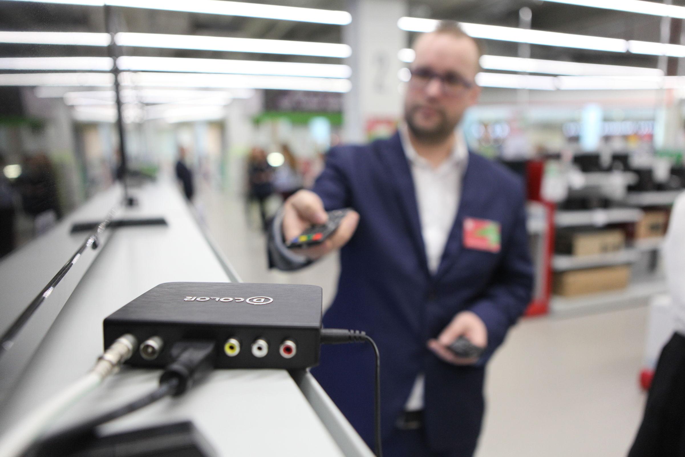 В Ярославле проверяют магазины, где продают цифровые приставки