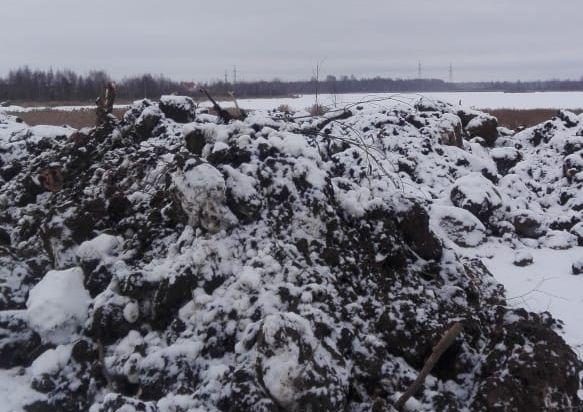 В Ярославле проводится проверка по факту организации незаконной свалки и загрязнения водоема
