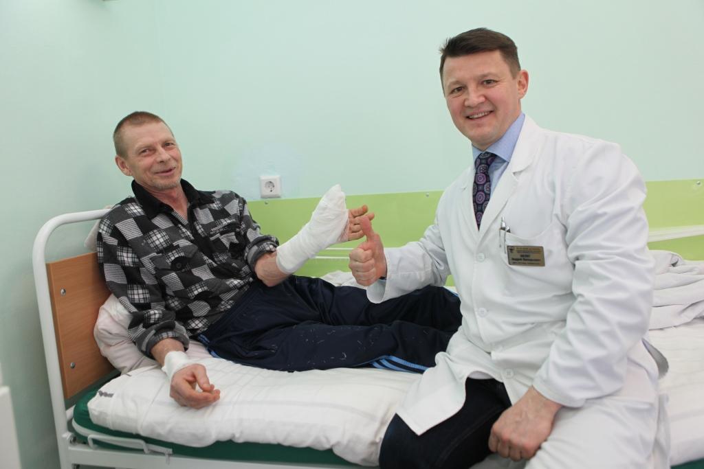 Хирурги больницы имени Соловьева провели уникальную высокотехнологичную операцию