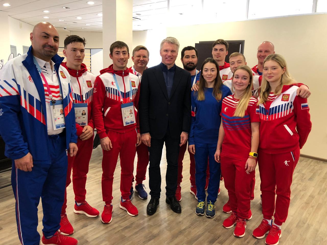 Ярославские спортсмены примут участие в XXIX Всемирной зимней универсиаде