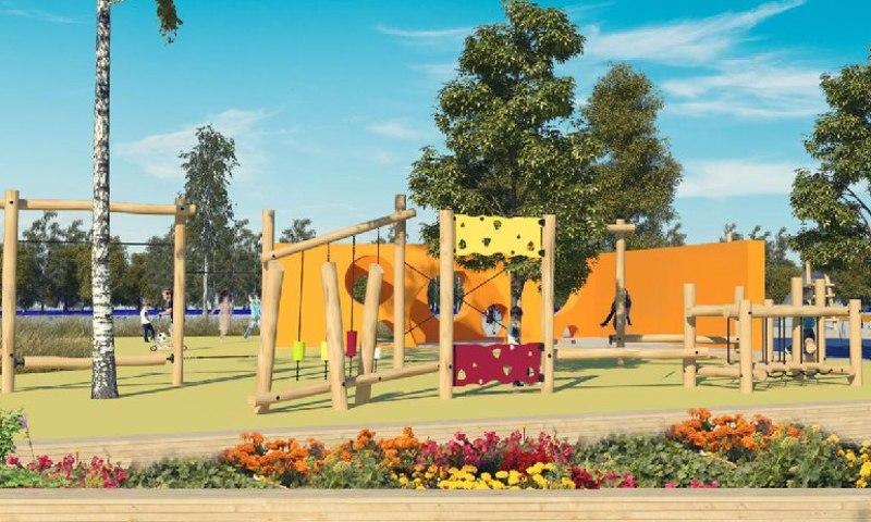 Как благоустроят городские парки в этом году, рассказали ярославцам