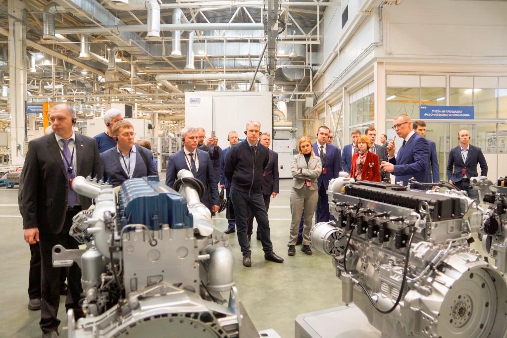 Ярославские предприятия получат господдержку при проведении мероприятий по повышению производительности труда