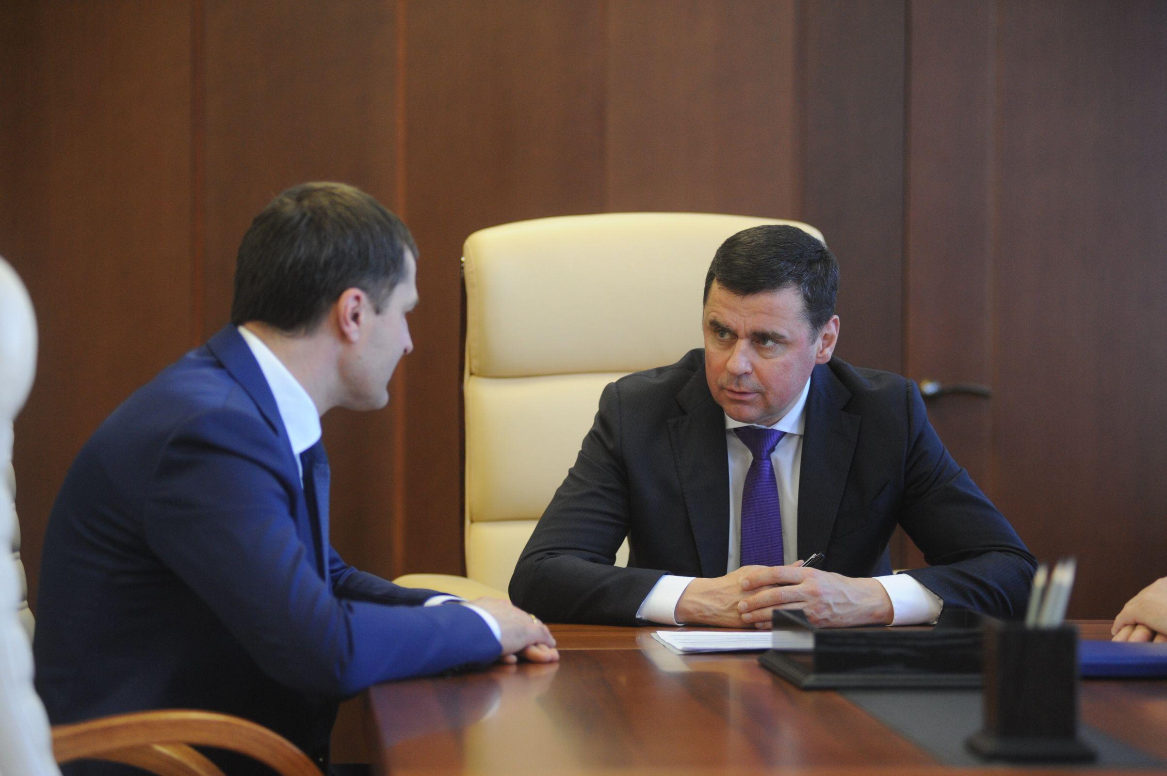 Мэр Ярославля рассказал губернатору, какие меры будут предприняты для улучшения качества уборки города