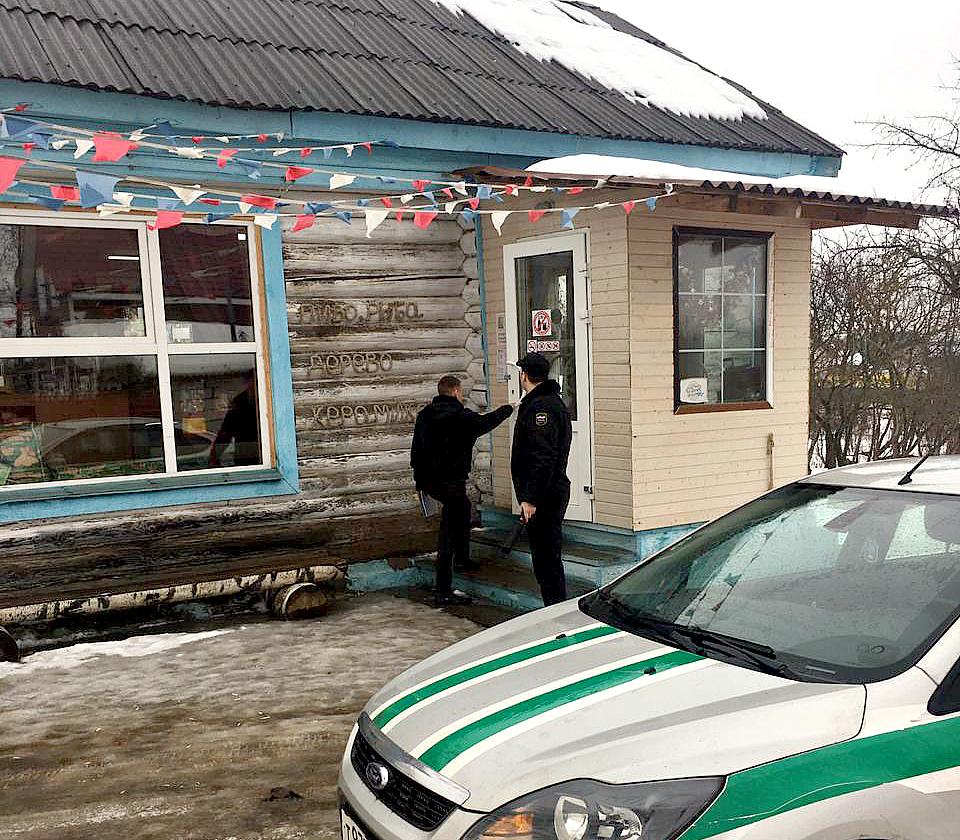 Из-за нарушения миграционного законодательства в Ярославской области закрыли магазин