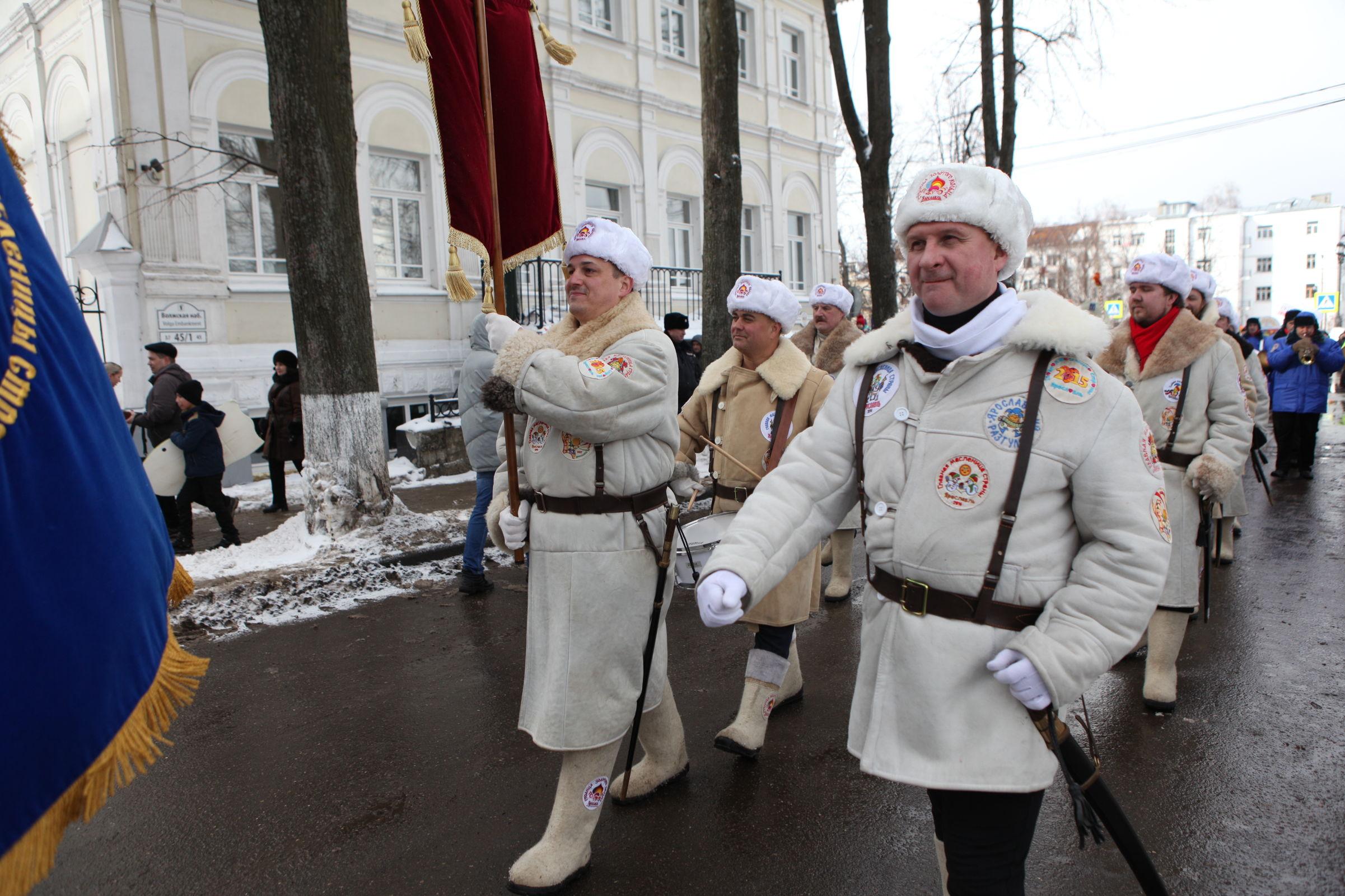 Как завершится главная Масленица страны в Ярославле