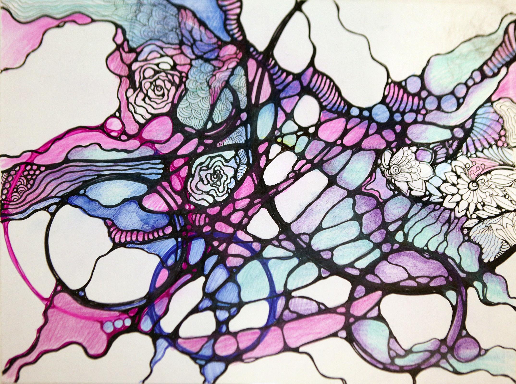 Две истории одной художницы. Ярославна создает шедевры из натуральных камней