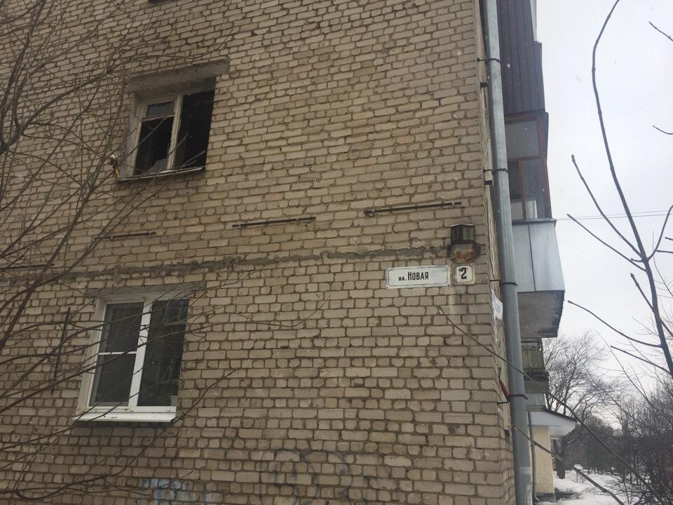 В Рыбинске при пожаре погиб 69-летний мужчина