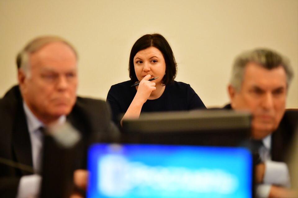 Руководитель пресс-службы мэрии Ярославля покинула свой пост