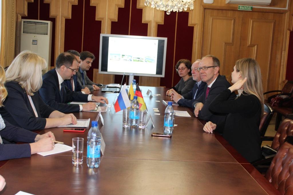 В Ярославской области работают 22 иностранных предприятия