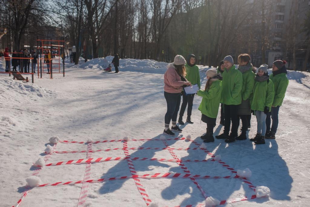 Более 100 студентов приняли участие в культурно-спортивном мероприятии «На старт!»