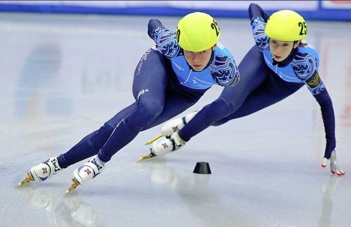 Рыбинск готовится принять чемпионат России по шорт-треку