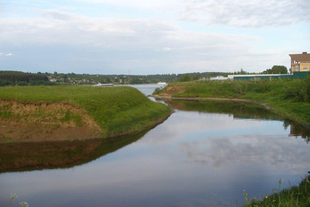 В Ярославской области присоединились к празднованию Международного дня рек