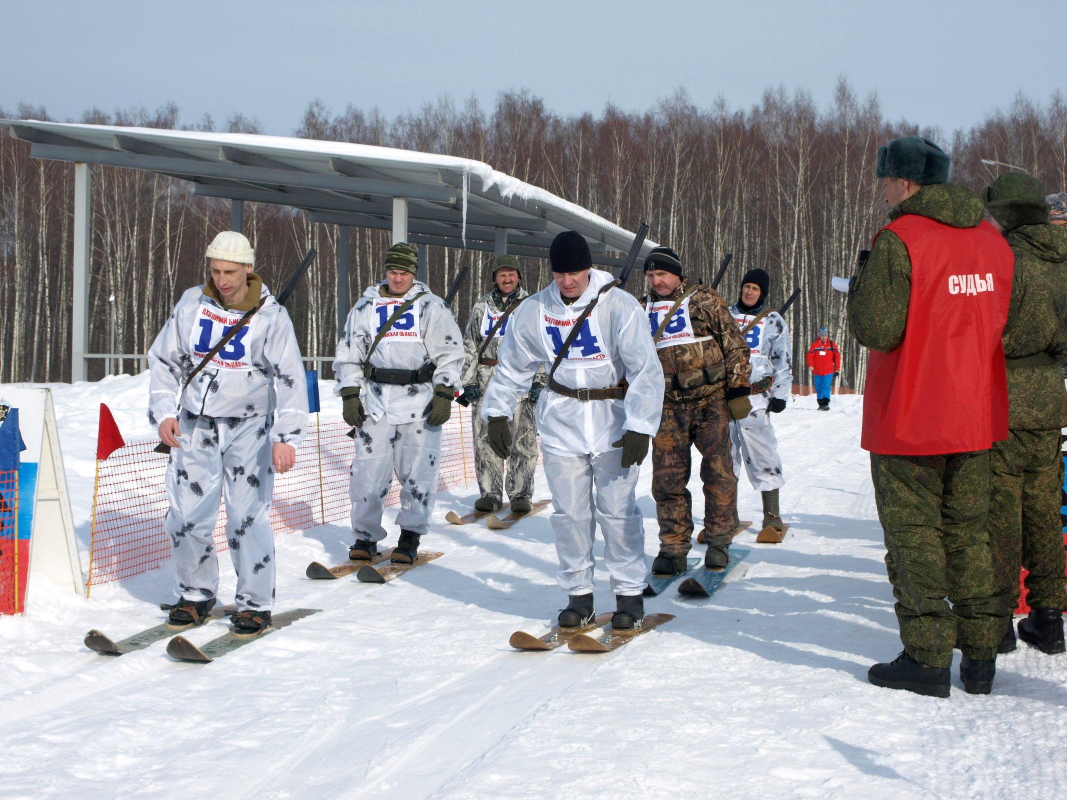 В рамках чемпионата по охотничьему биатлону предприятия области представят инновационную технику