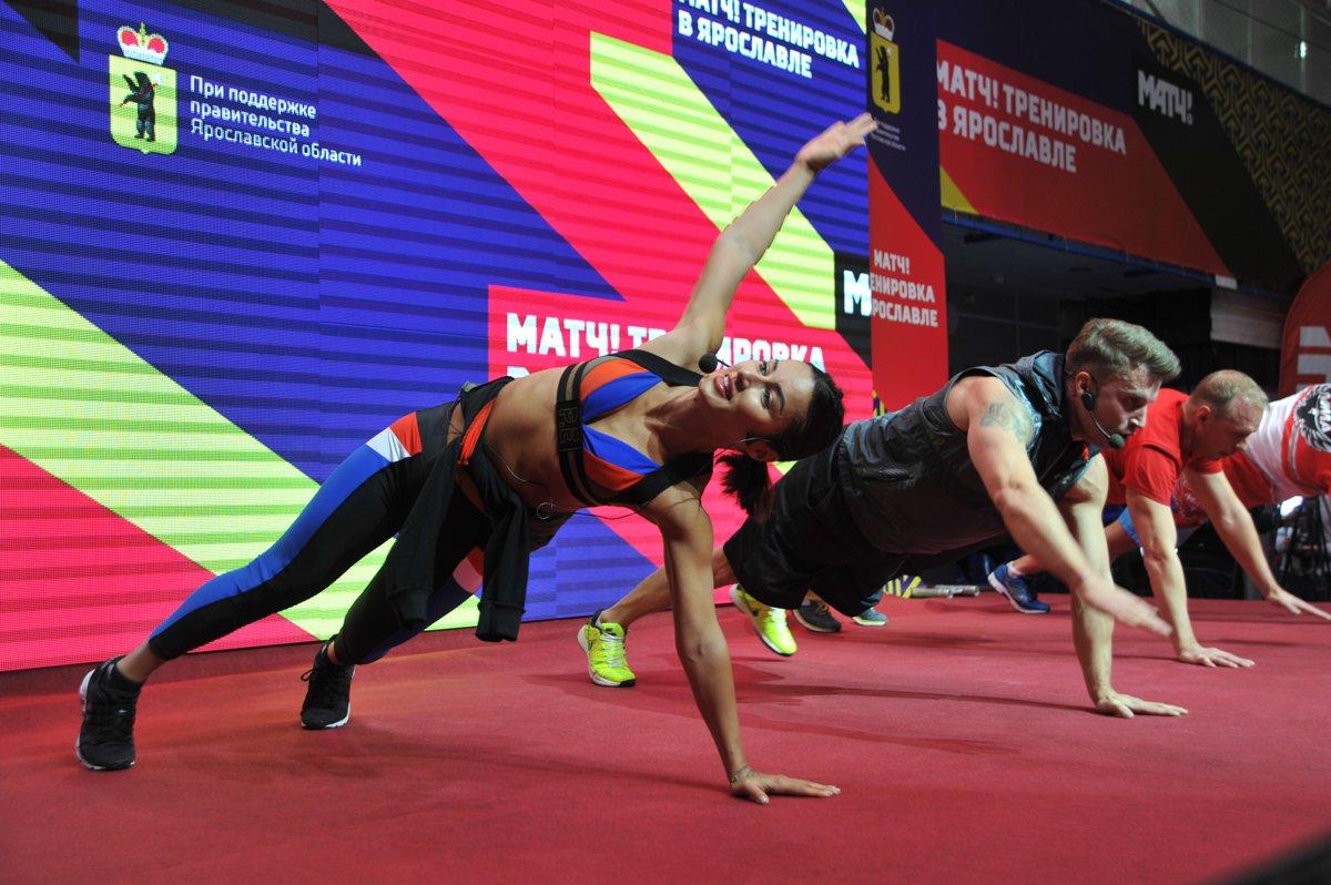 Тина Канделаки станет хедлайнером форума в Ярославле