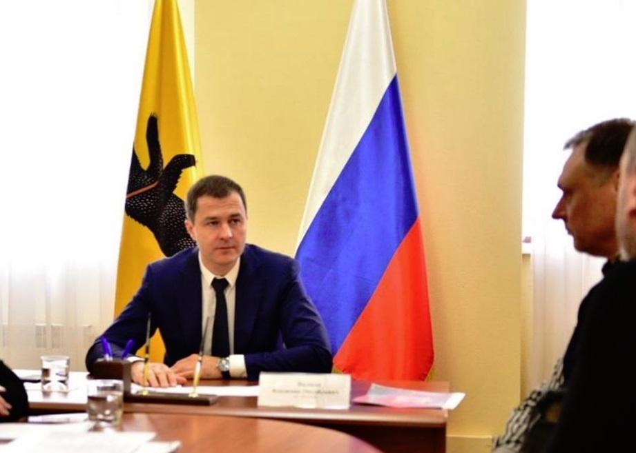 Владимир Волков пообещал сохранить стадион «Красный Перекоп» в Ярославле