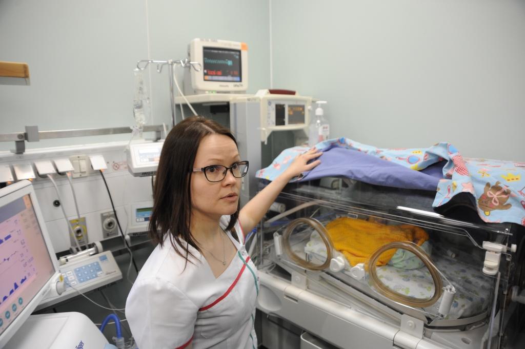 В Ярославском перинатальном центре установлено новое оборудование экспертного класса