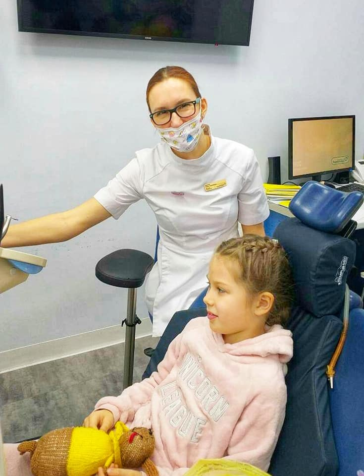 Подход к лечению зубов у детей в XXI веке