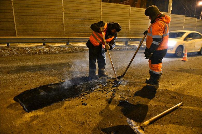 «Ярдормост» займется ямочным ремонтом дорог в Ярославле