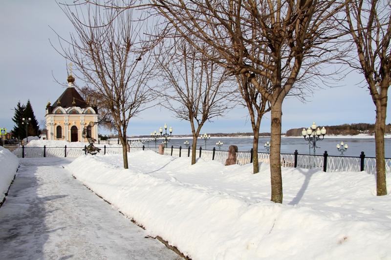 В Рыбинске готов проект благоустройства Лоцманского бульвара