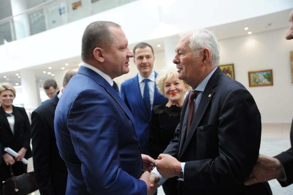 Леонид Рошаль приехал в Ярославль на первый областной форум общественного здоровья