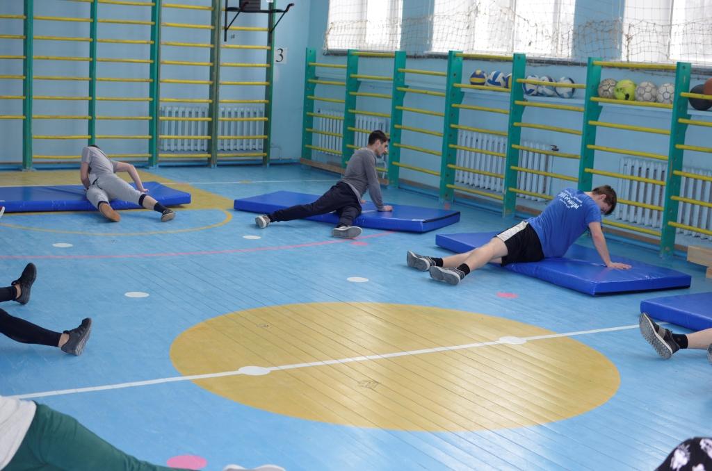 В Мокеевскую школу в рамках проекта Дмитрия Миронова поступил новый спортинвентарь