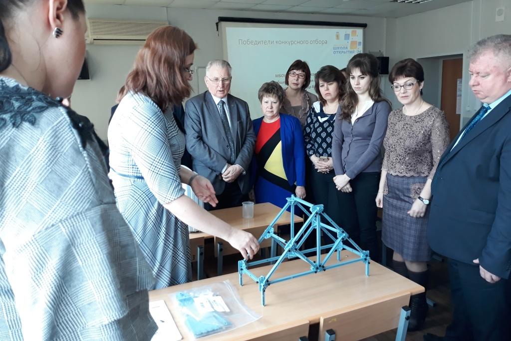 В Ярославской области создадут семь сетевых проектных научно-технических лабораторий для учащихся