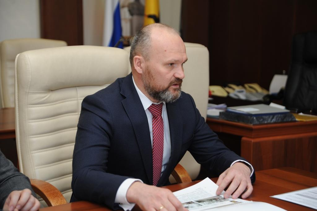 Дмитрий Миронов обсудил с Валерием Астраханцевым вопросы развития Переславля-Залесского