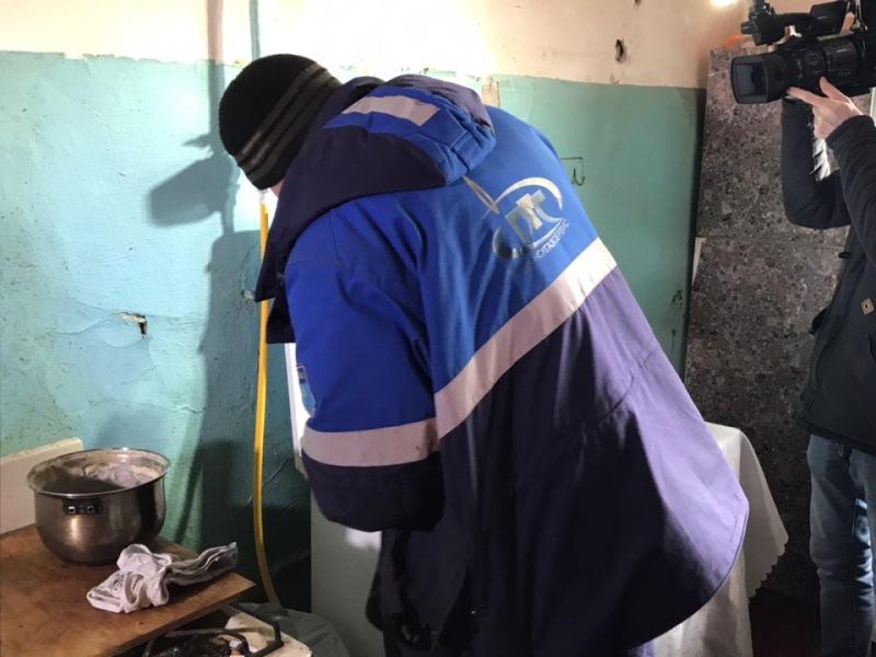 В Рыбинске проверяют квартиры на газовую безопасность