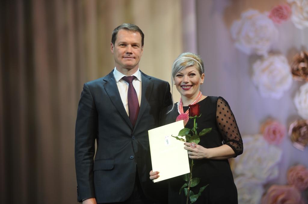 В Ярославской области наградили лучших работников культуры