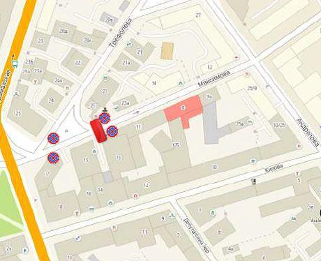 В центре Ярославля перекроют улицу: схема