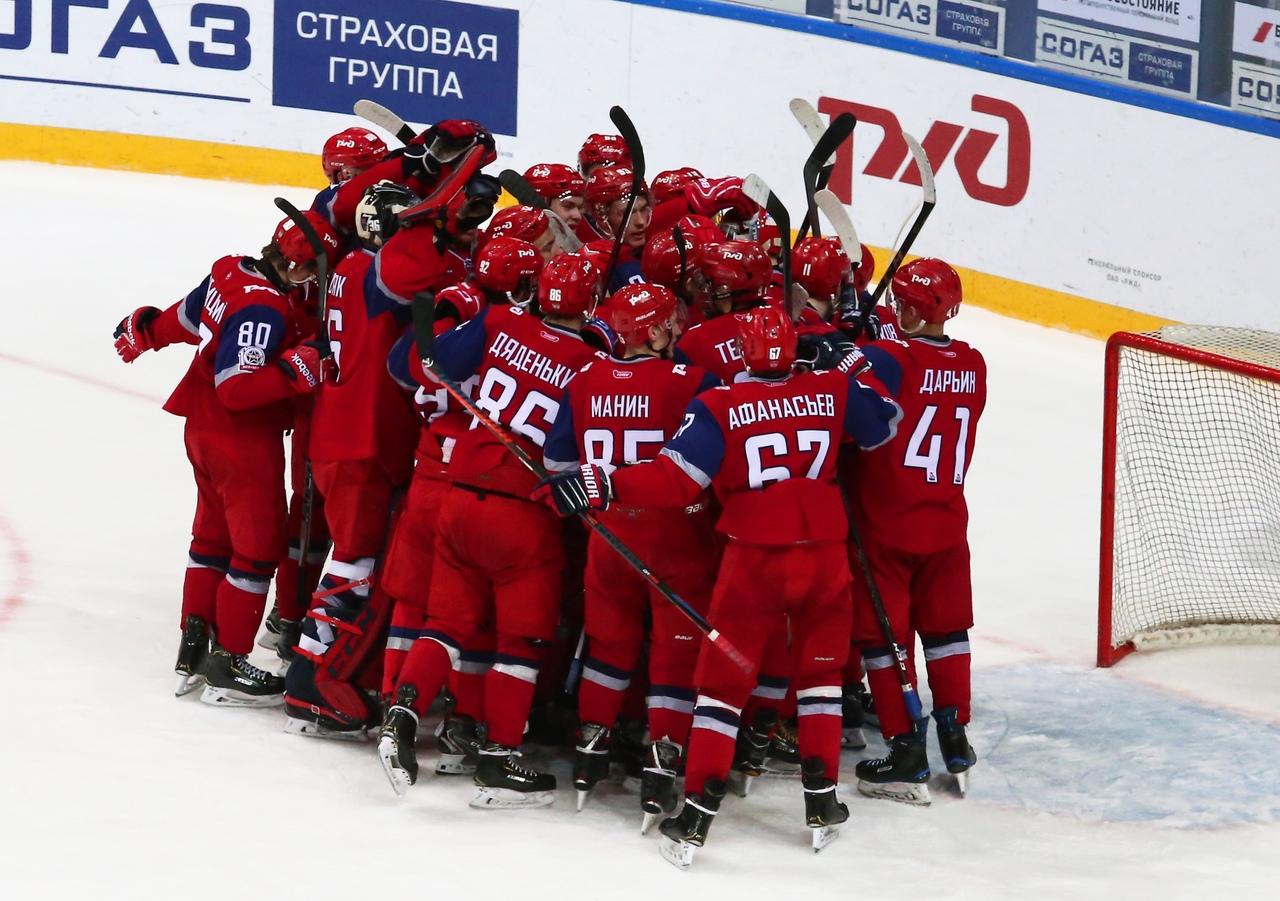 «Локо» в третий раз обыграл питерское «Динамо» и вышел в полуфинал